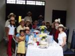 A Family Dinner Guatemala sytle