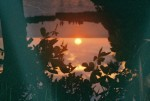sunset costarica
